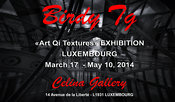 Birdy Tg on Exhibition - LUXEMBOURG