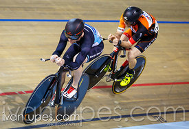 Elite Men Individual Pursuit, Ontario Track Championships, Day 2, April 11, 2015