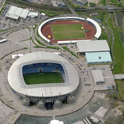 Manchester City FC stadium