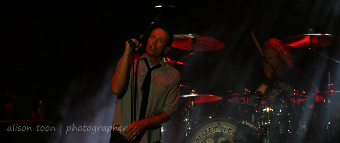 Stone Temple Pilots, Aftershock 2012
