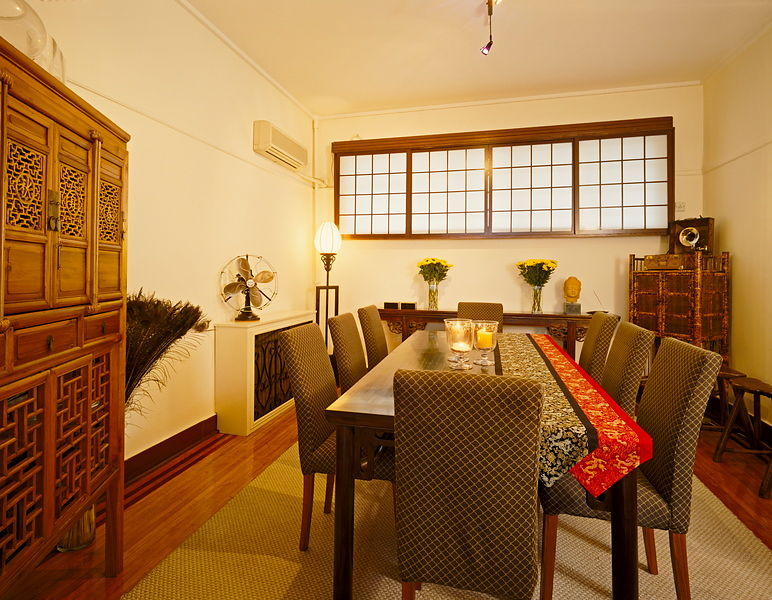 Chang Apt Dining Room