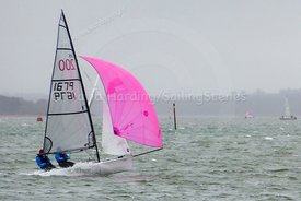 RS200 1679, Parkstone YC Winter Dinghy Series 2018, 20181201049