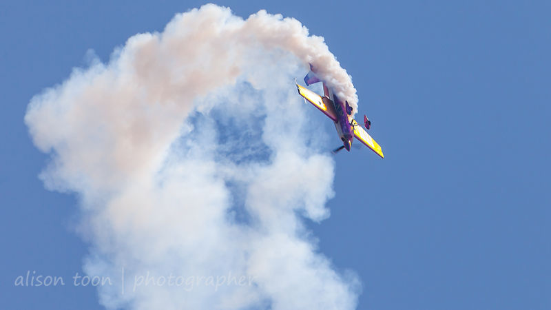 Bill Stein, aerobatics, Edge 540