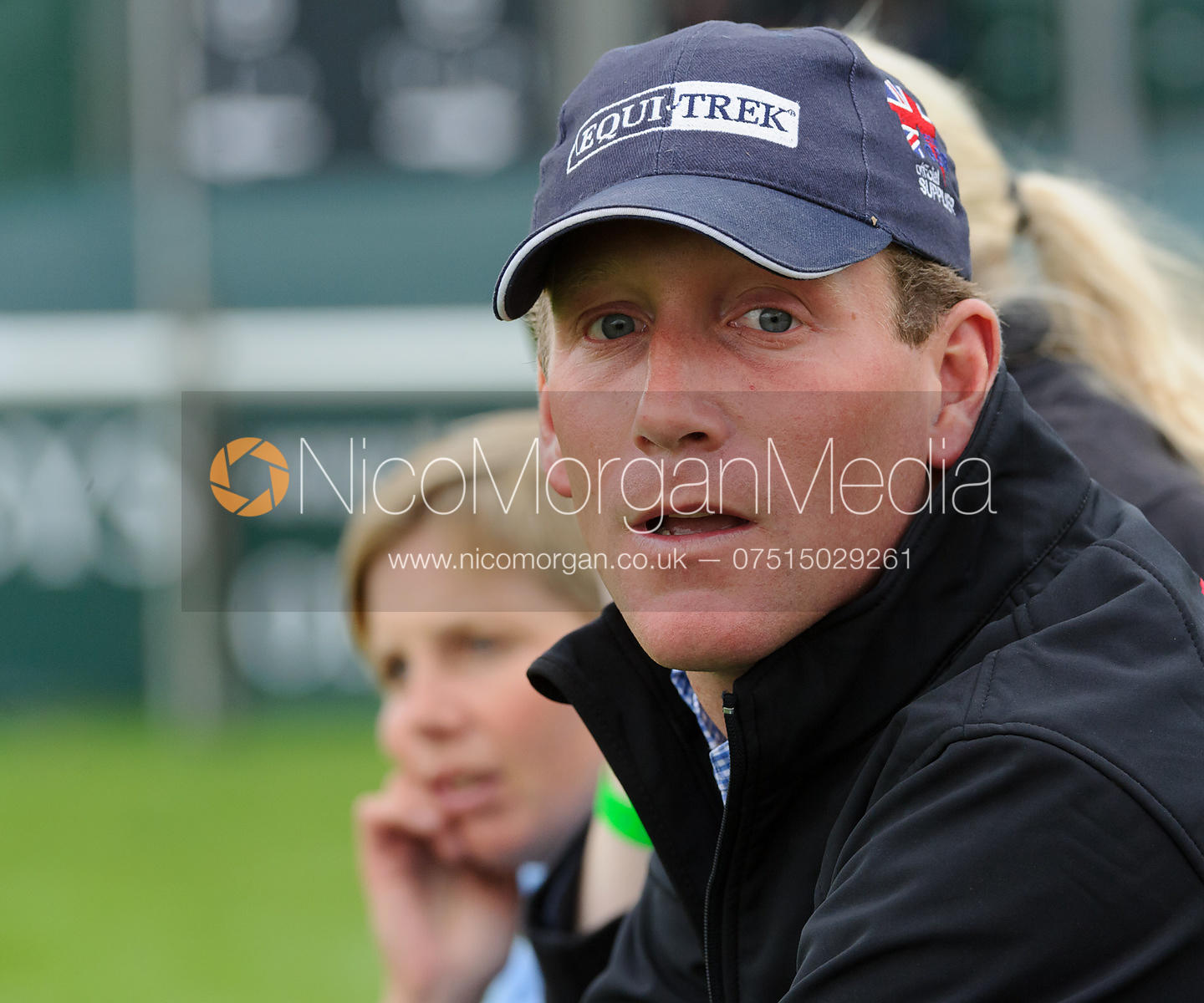 Oliver Townend - Burghley 2015