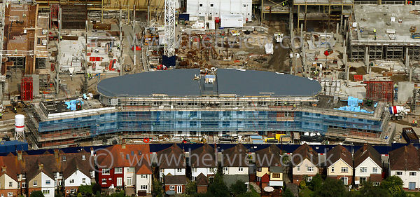 The Atrium Camberley Construction