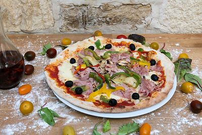 Culinaire pizza