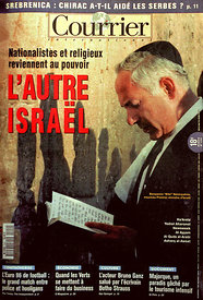 Courrier International Magazine