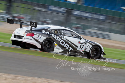 M-Sport Bentley Continental GT3 in action at the Silverstone 500 - the third round of the British GT Championship 2014 - 1st ...