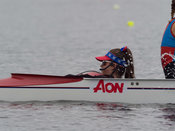 Taken during the NZSSRC - Maadi Cup 2017, Lake Karapiro, Cambridge, New Zealand; ©  Rob Bristow; Frame 942 - Taken on: Friday...