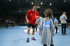 SEHA Final Four - kids day