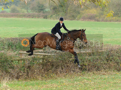 The Quorn Hunt at Barrowcliffe 31/10
