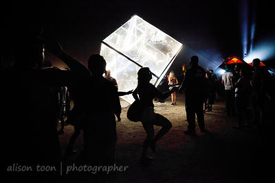 The Cube, TBD Fest, 2014