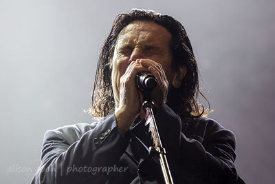 "Steve Hogarth (""H""), The Invisible Man, Marbles evening, Marillion Weekend, PZ 2015"