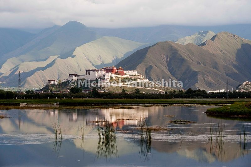 Lhasa's Potala Palace, the monastery that was home to the Dali Lama, is among the most iconic images of Tibet. The palace see...