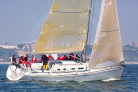 Addiction, GBR9859T, Beneteau First 40.7, Poole Regatta 2018, 20180526471