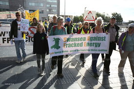 Wales Against Fracking