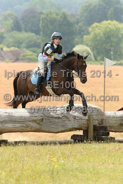Iping Horse Trials 2014 - BE100 (11.50 to 13.15)