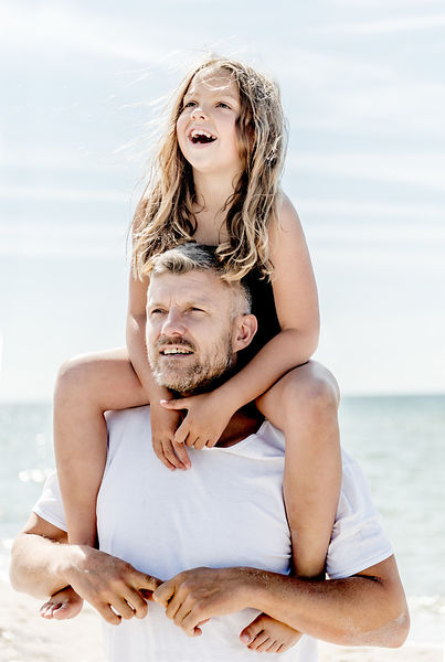 Danish father and daughter 2