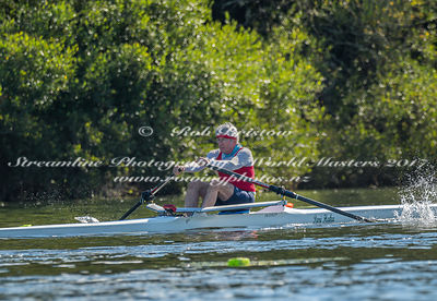 Taken during the World Masters Games - Rowing, Lake Karapiro, Cambridge, New Zealand; Tuesday April 25, 2017:   5068 -- 20170...