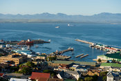 Harbour, Mosselbay, South Africa