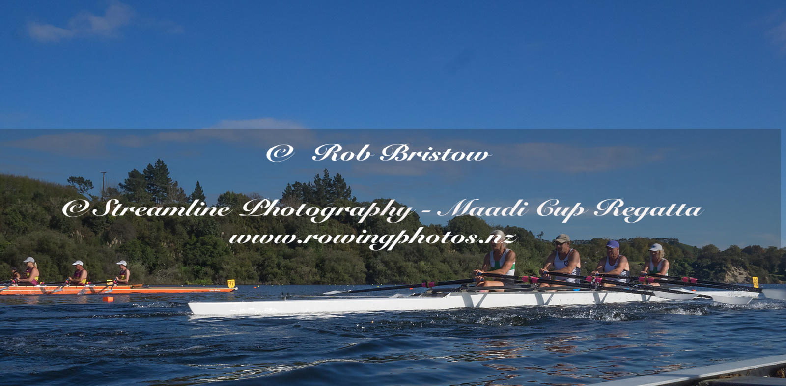 Taken during the World Masters Games - Rowing, Lake Karapiro, Cambridge, New Zealand; ©  Rob Bristow; Frame 1353 - Taken on: ...