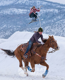 Skijoring Intensity