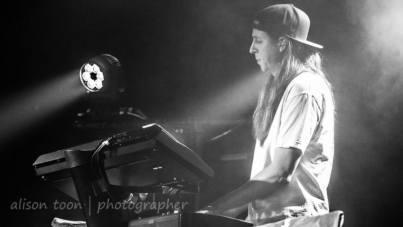 Rory Carey, keys, Rebelution