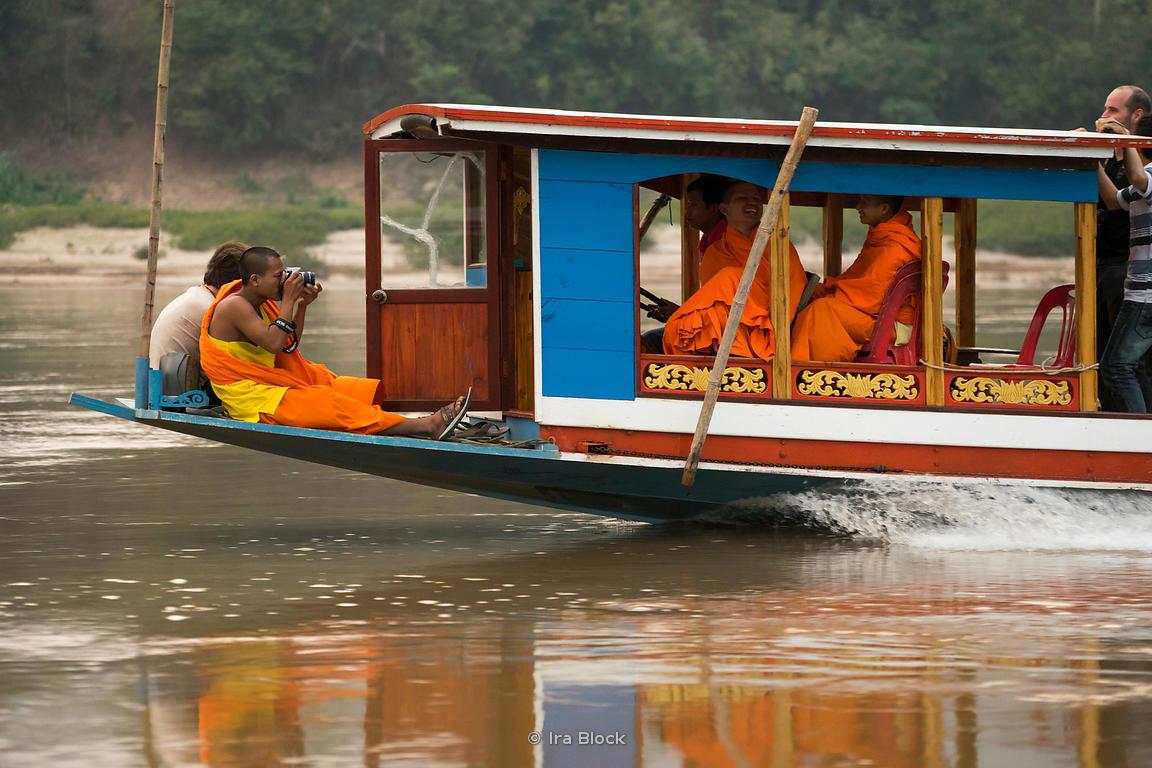 Jacek Piwowarczyk Photography - Laos - Along Mekong River
