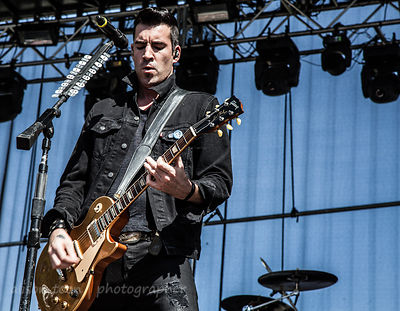 Theory of a Deadman, Aftershock 2012, Sacramento