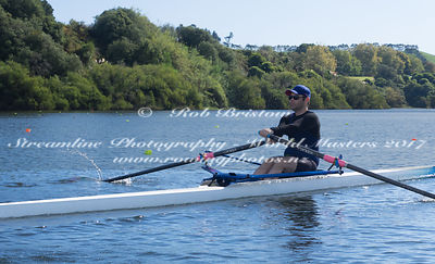 Taken during the World Masters Games - Rowing, Lake Karapiro, Cambridge, New Zealand; ©  Rob Bristow; Frame 394 - Taken on: T...