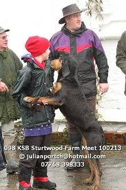 Kent and Surrey Bloodhounds