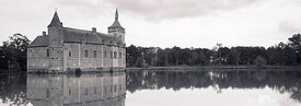 Watercastle of Horst
