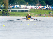 Taken during the NZSSRC - Maadi Cup 2017, Lake Karapiro, Cambridge, New Zealand; ©  Rob Bristow; Frame 1977 - Taken on: Satur...