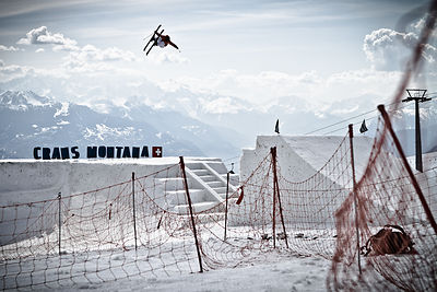 Paddy Graham - Survival of the fittest - Crans Montana - Switzerland