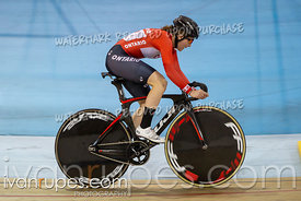Junior Women 500m Time Trial. Canadian Track Championships (Jr, U17, Para), April 14, 2019