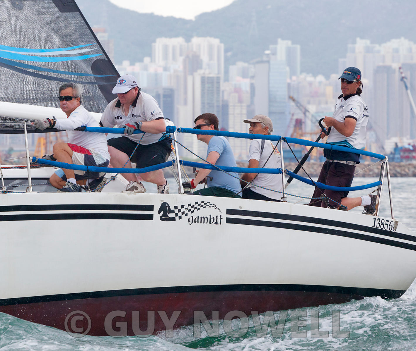 Edmond de Rothschild Spring Regatta 2015