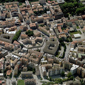 Avellino aerial photos