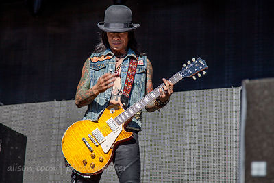 Buckcherry, Aftershock 2013