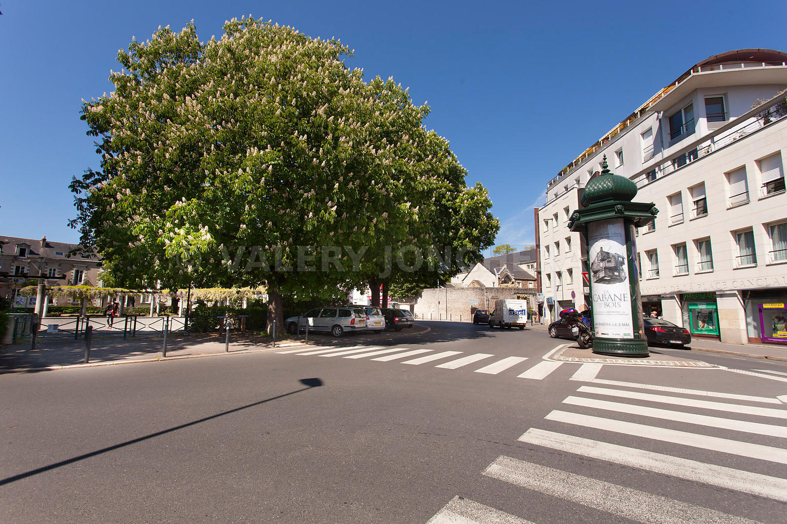 Photo de la place canclaux