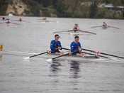 Taken during the World Masters Games - Rowing, Lake Karapiro, Cambridge, New Zealand; ©  Rob Bristow; Frame 344 - Taken on: Tuesday - 25/04/2017-  at 09:03.11
