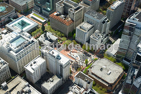 Pioneer Courthouse and Square; Portland, Oregon