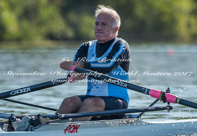 Taken during the World Masters Games - Rowing, Lake Karapiro, Cambridge, New Zealand; Tuesday April 25, 2017:   5046 -- 20170...