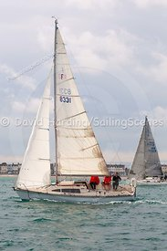 Betty, FRA8331, Archambault Surprise 25, Weymouth Regatta 2018, 201809081510.