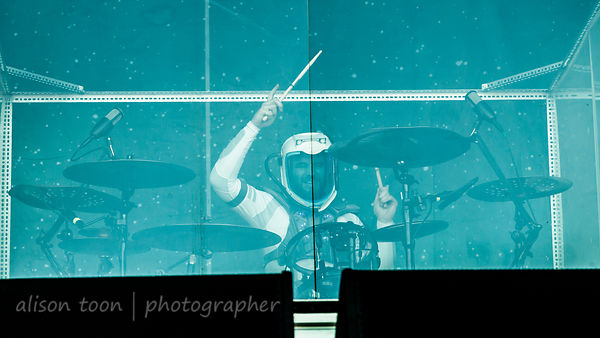 Adam Gilbert, drums, Starset