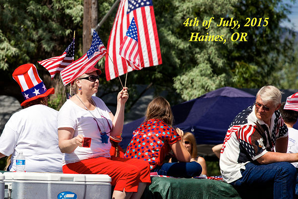 4th of July-Haines OR