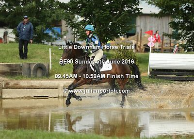 Little Downham BE90 - (Sunday 5th June 2016) Finish Time (09.30AM - 10.59AM)