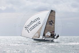18ft Skiff European Grand Prix, Sandbanks, 20160904578