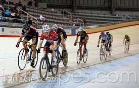 Track Ontario Cup #1, Mattamy National Cycling Centre, Milton, On; February 14, 2015