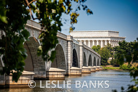 Lincoln Memorial and Bridge