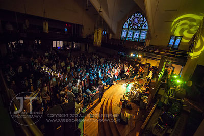 Scope Productions presents Best Coast at the First United Methodist Church, April 27, 2013